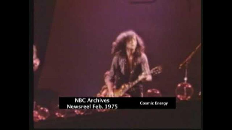 Led Zeppelin - 1975.02.07 New York - 16mm film