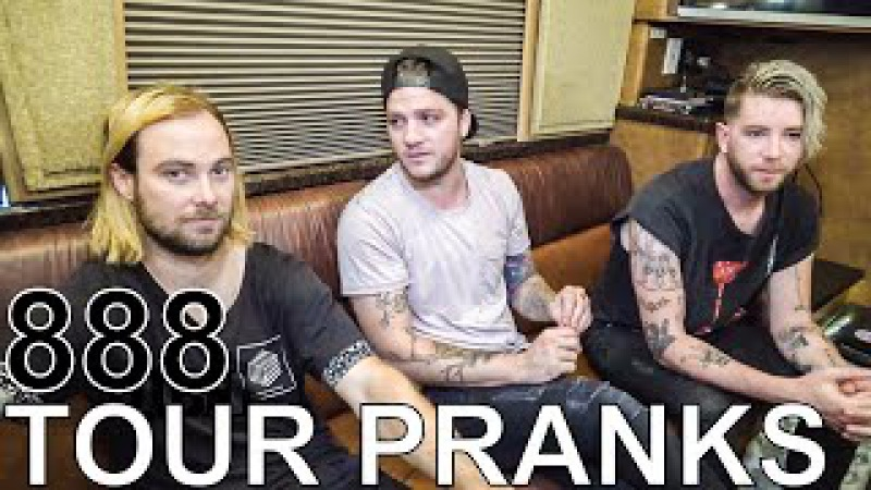 888 (feat. members of Drop Dead, Gorgeous) - TOUR PRANKS Ep. 297