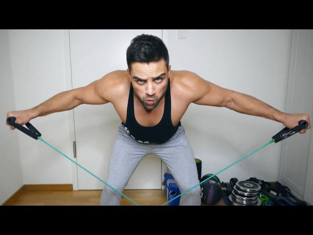Beste Übung - Hintere Schulter Oberer Rücken