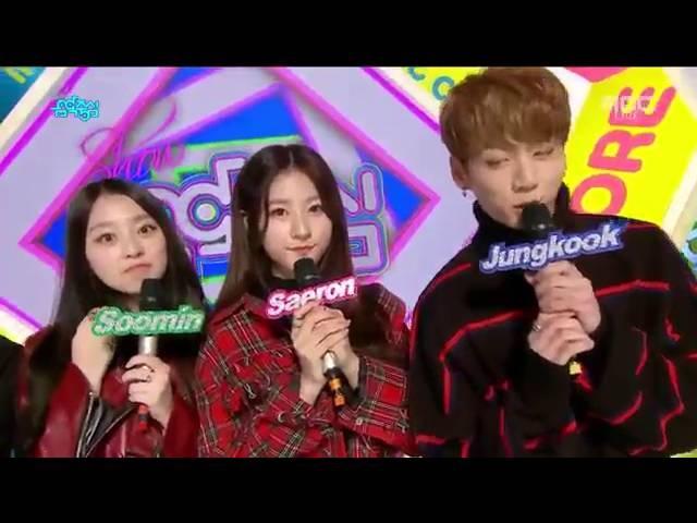 [ENGSUB] BTS Jungkook J Hope Special MC @ Music Core Full Cut
