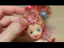 Как перепрошить куклу видео урок