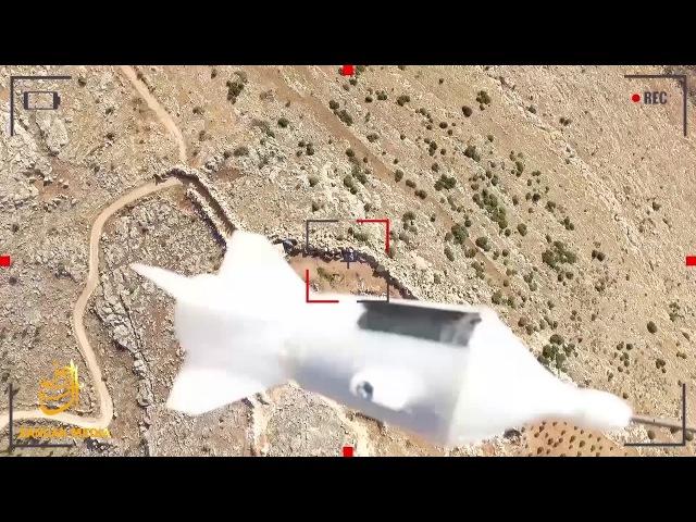 Hareketul Talibandan Pkk Ve Pydye Drone ve Havan Saldırısı