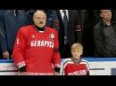 Навошта гэтыя драматычныя сцэны Пуціла пра Лукашэнку на лаве штрафнікоў Хоккей в Беларуси Белсат