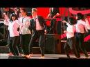 Алексей Воробьев с номером You never can tell из к/ф Криминальное чтиво на Новой Волне 2017