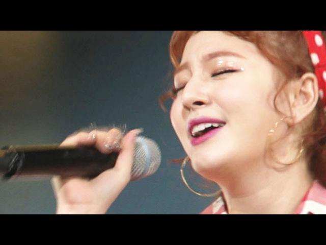 샤넌, 무대를 압도하는 매력 음색 폭발 'Happy' 《KPOP STAR 6》 K팝스타6 EP35