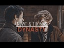 Thomas x Newt | DYNASTY