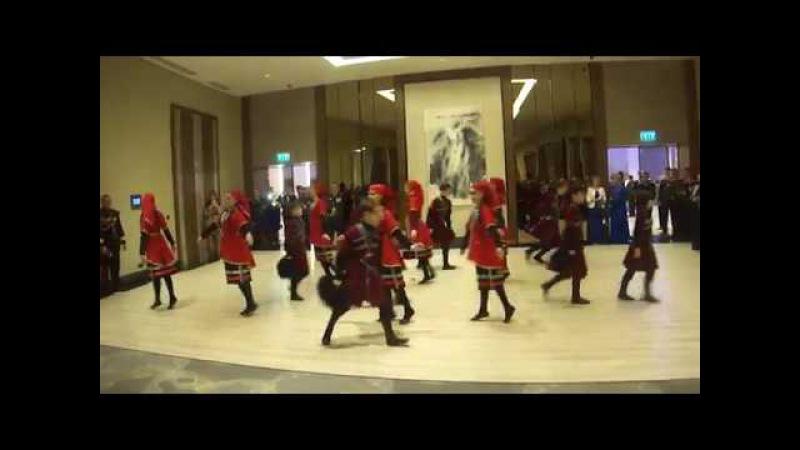 Образцовый ансамбль танца народов Кавказа