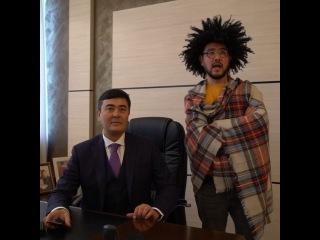 Nurlan Batyrov. Безумная  секретарша