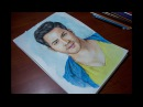 Drawing Varun Dhawan ( Time-Lapse ) by Shankar Kashyap