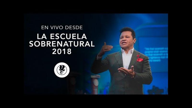 En Vivo desde We are Live from SMS 2018 New Wine Apóstol Guillermo Maldonado Bilingual CONNECT