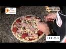 Урок №10. Топпингование пиццы. Видеоуроки по приготовлению пиццы. (Pizza-food)