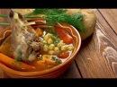 Рецепт узбекской шурпы
