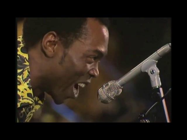 Fela Kuti Africa 70 - Pansa Pansa - FULL HD (Berlin 1978)