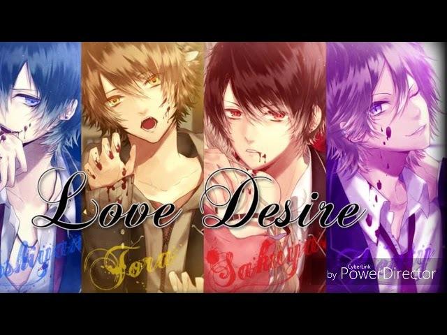 Kenka Banchou Otome Ending~ Gankou Signal FULL Love Desire 💕❤