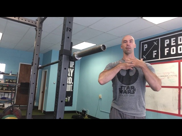 TonyGentilcore.com - 2 Simple Cues to Clean Up Your Front Squat