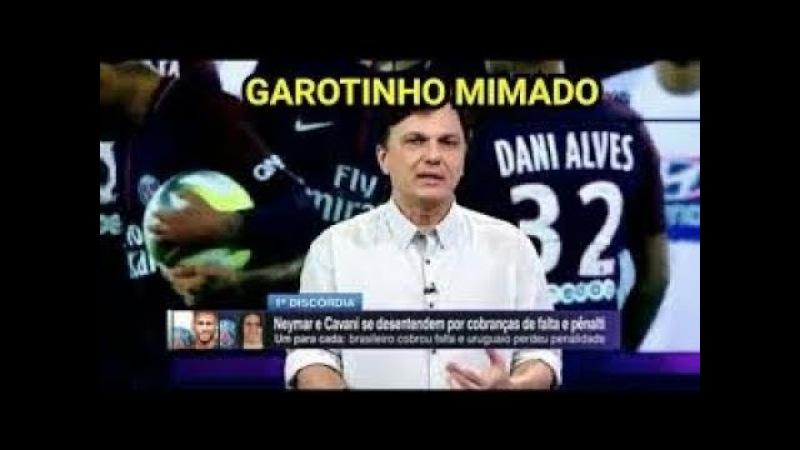 Mauro Cezar Pereira detona Neymar Comentarista da ESPN