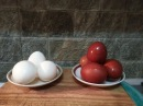 Красим яйца на Пасху старым традиционным методом
