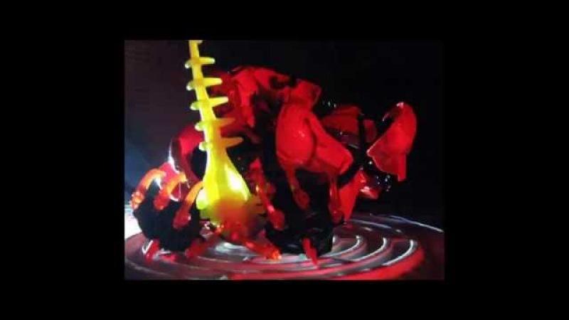 LEGO Stop motion test 4 - Titan Faerin (Титан Фаерин)