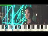 Michael Giacchino - Hope (Rogue one A Star Wars Story) [Piano Tutorial]