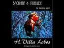 Andre Lavor - Bachiana 4 - Preludio
