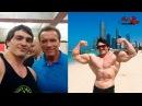 ЧЕЧЕНСКИЙ Арнольд Шварценеггер Мухаммед Ибрагимов/ Chechen Arnold Schwarzenegger Muhammed Ibragimov