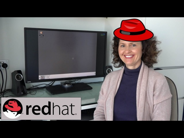 Mum Tries Out Red Hat Linux 5.1 (1998) (with Gnome Beta/Preview)