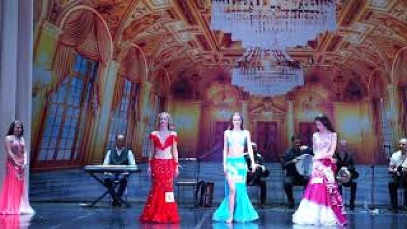 Фестиваль Arabian Queen 2018 Оркестр Взрослые 1 Импровизация Соло Дебют