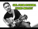 Girl From Ipanema Guitar Chord Melody