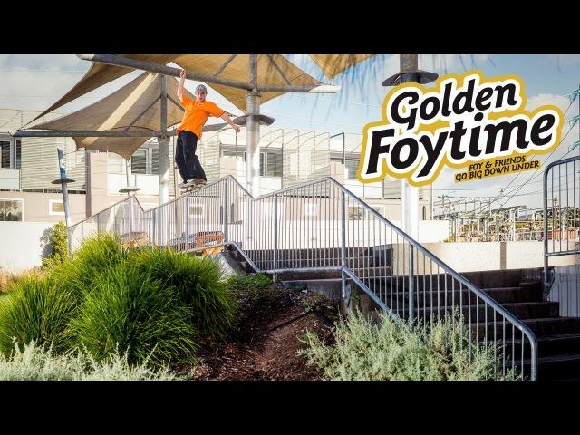 Golden Foytime: SOTY Friends Go Big Down Under