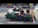 У Києві чоловіки трощили машину, а поліція не втручалася