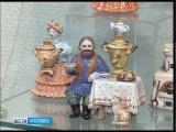 В Ярославском Союзе художников открылась выставка майолики