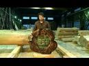 Делаем зеркало с состаренной деревянной рамой. Строительные лайфхаки FORUMHOUSE