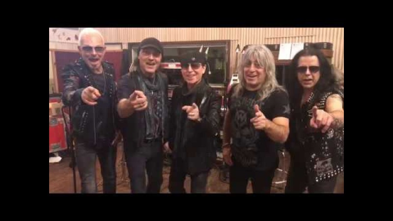 Scorpions Coming to Mexico in 2018