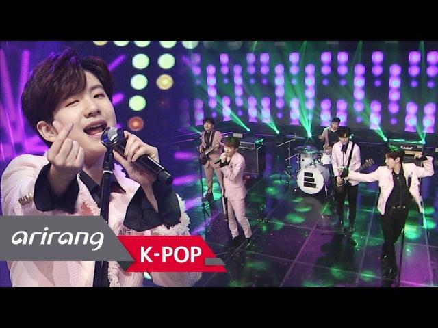 [Perf] The EastLight – Real Man @ Simply K-Pop Ep.303 160318