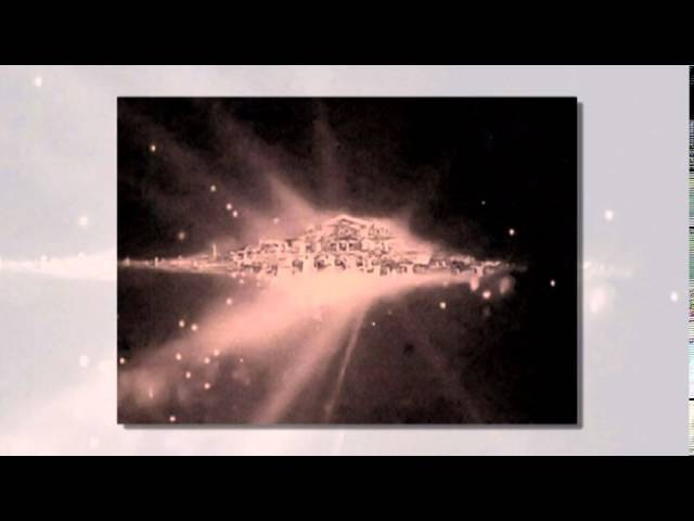 Abode of God is in the center of the universe
