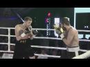 Для боксера левши работа от защиты Арама Амирханяна