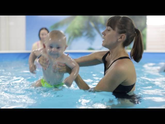 Обучение инструкторов по грудничковому и дошкольному плаванию