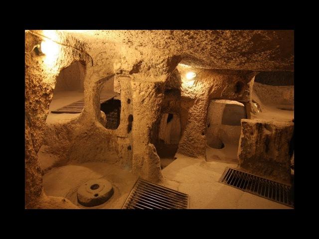 Мы думали,что это выдумки,пока сами не увидели.Тайна подземной цивилизации.Странное дело