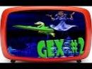 Gex video game Прохождение 2 3DO PS1 Тощая бестия