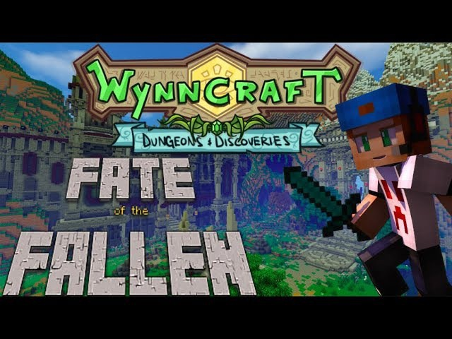 Fate of the Fallen | Wynncraft | Dungeons and Discoveries Update | Quest Guide
