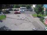 Авария в Красном Селе 30.07.17