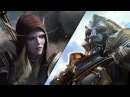 World of Warcraft - Русский трейлер Битва за Азерот BlizzCon 2017