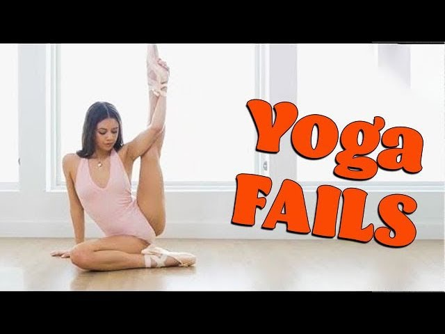 The Best Sexy Yoga Fails and more   FailsKing