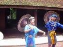 Тайский национальный танец Thai dance in Ancient Siam