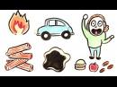 Что случится, если перестать принимать пищу? | Перевод DeeAFilm