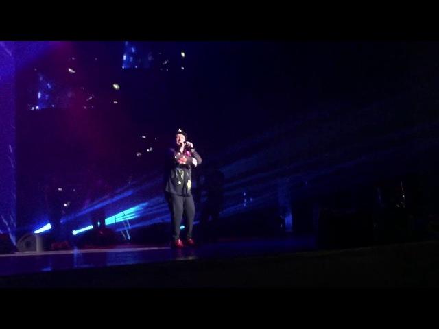 Концерт Сергея Пенкина в Крокус Сити Холле 2018