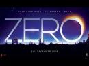 Zero Title Announcement Shah Rukh Khan Aanand L Rai Anushka Sharma Katrina Kaif 21 Dec18