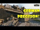 World of Tanks Funny Moments GERMAN PRECISION Made in Germany 2