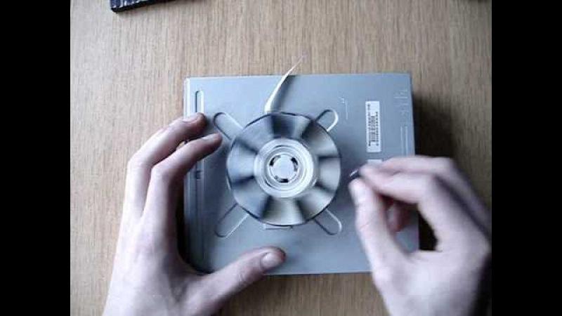 Магнитный двигатель №3 (free energy magnet motor)