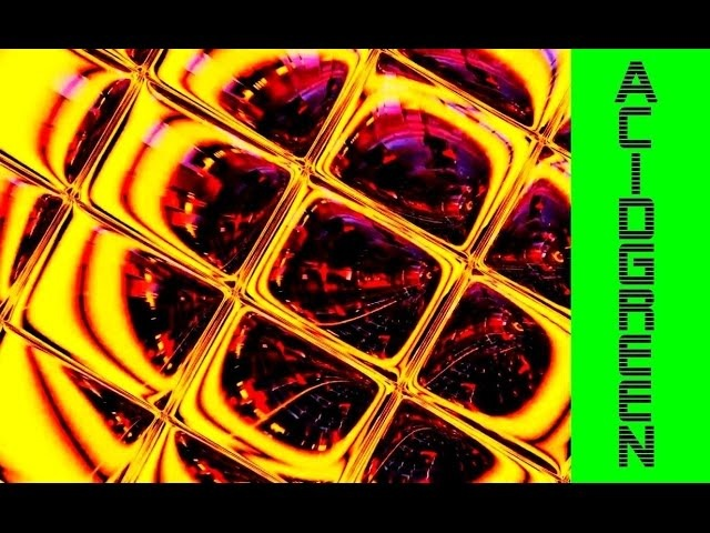 TECHNO MIX 2018 [PSYCHEDELIC VISUALS 3D ANIMATION BEST HD] PEAKTIME SESSION V2 BY ACIDGREEN